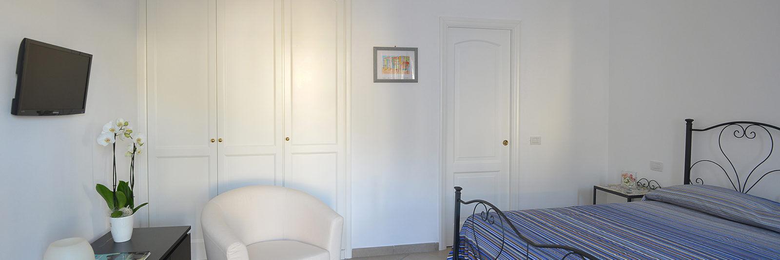 Camera Matrimoniale Ortensia