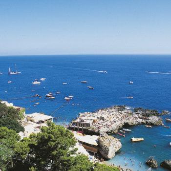 Capri | Marina Piccola